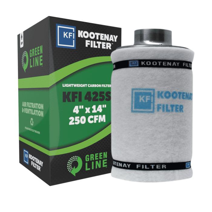 Green Line Mini Steel Filters