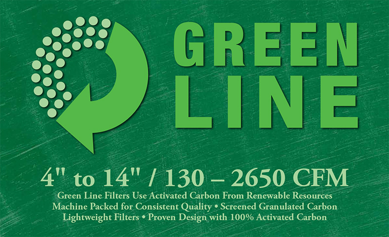Green Line Carbon Filters